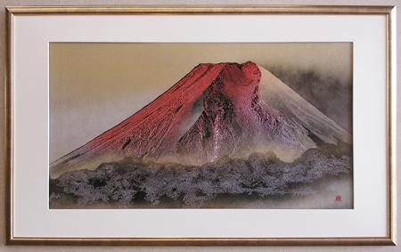 「赤富士」(¥155,520)