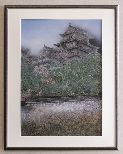 「白鷺城(姫路城)」