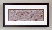 「縞地霞に琴と桜」¥84,240