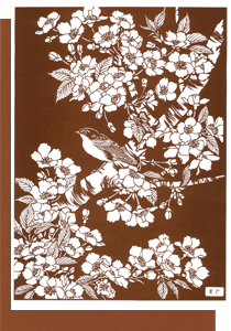 春 のおすすめ図案 3月4月5月 季節のモチーフ12カ月 伊勢