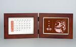 〈こよみだより〉専用木製フレーム&数量限定2017年版オリジナルカレンダー