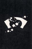 年賀状の型紙(未-6)